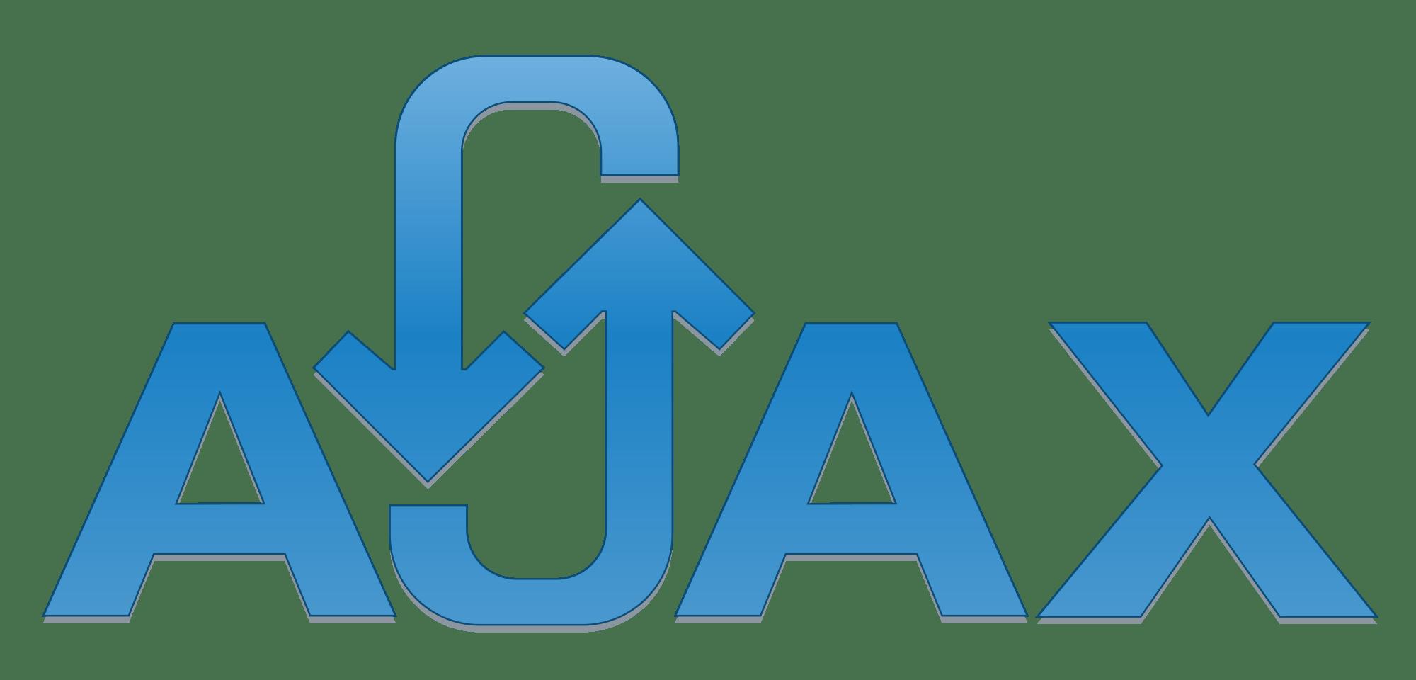 AJAX; a part of VISION programming tool